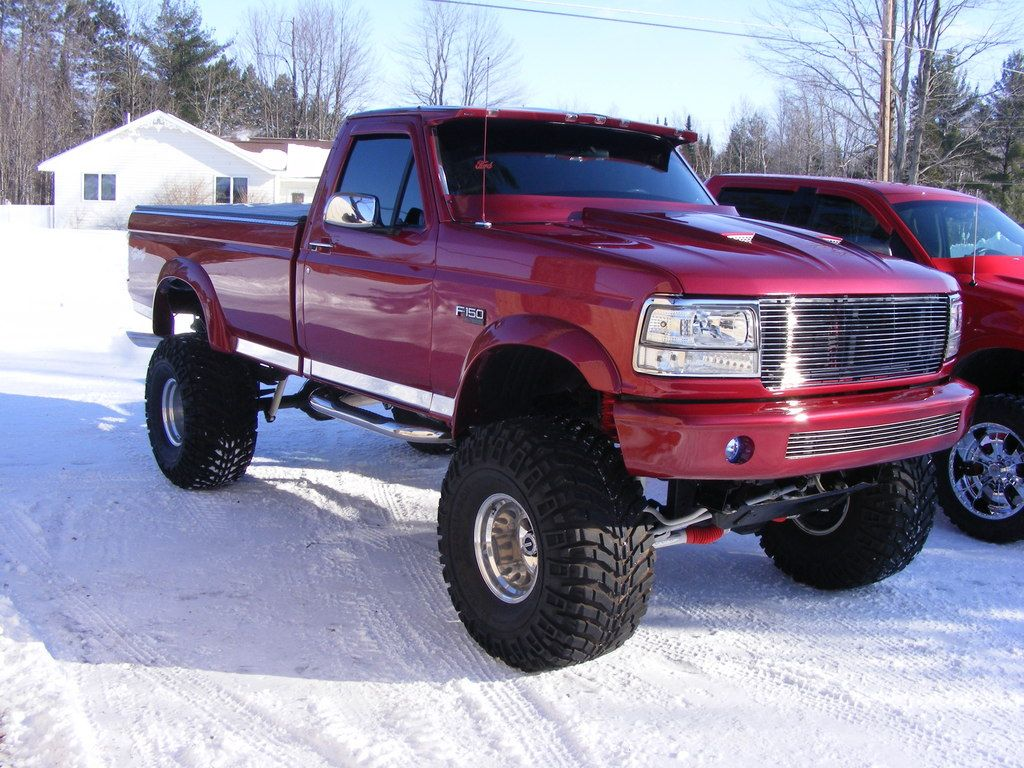 medium resolution of 1995 ford f 150 4x4