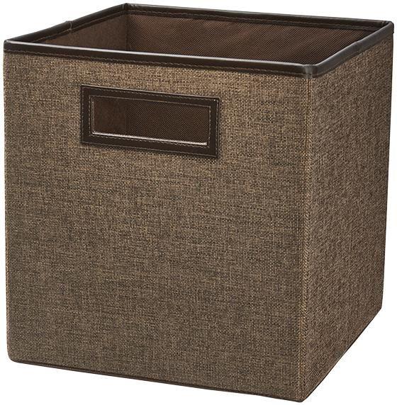 Spencer Fabric Bin   Fabric Storage Bins   Storage Drawers |  HomeDecorators.com