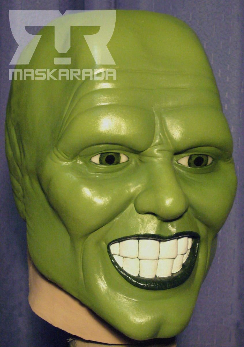 Máscaras Látex Calavera Jim Carrey Disfraz Halloween - $ 1.080,00 ...