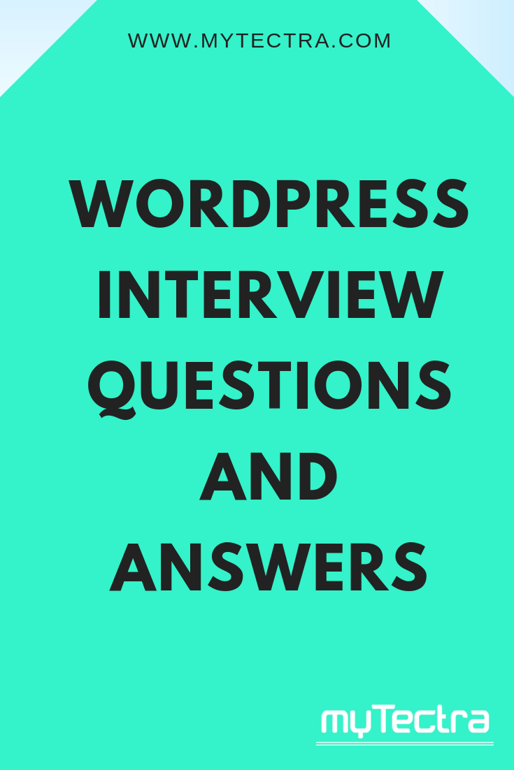 Pin On Interview Questions