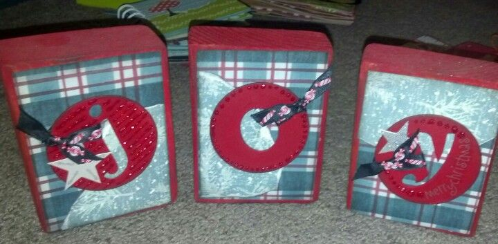 Making crafts, done by me for United Way silent auction next week