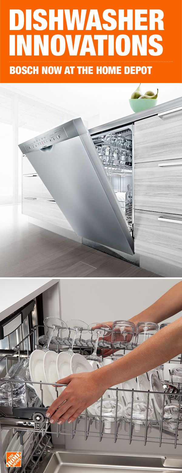 Bosch Dishwashers Flexible Designs To Fit Your Lifestyle Barn