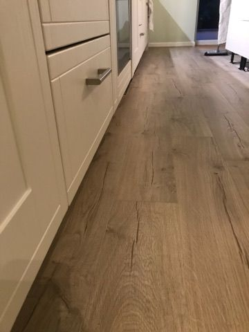 Quickstep Impressive Laminate Weston Super Mare Kitchen