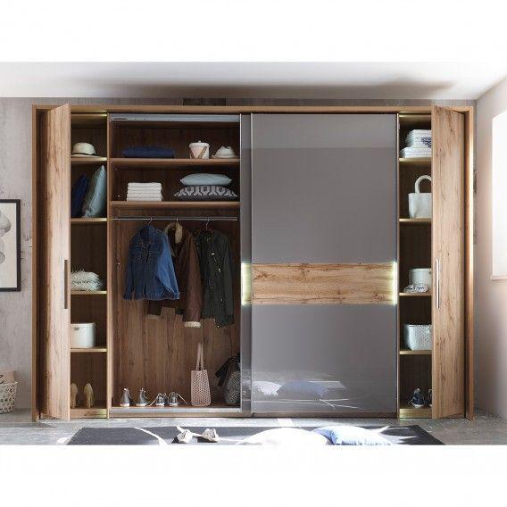 Armoire Milano Acheter Home24 Amenagement Placard Chambre Dressing Design Conceptions De Placard