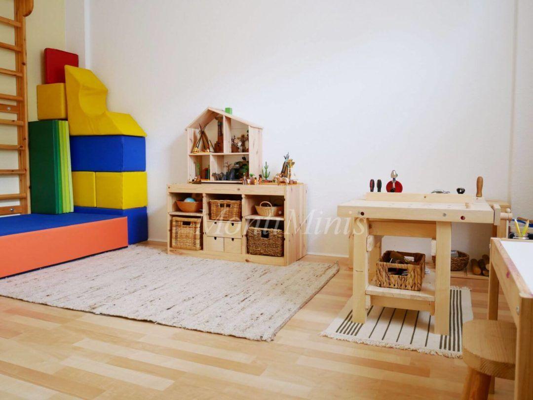 Michels Kinderzimmer mit 3,5 Jahren