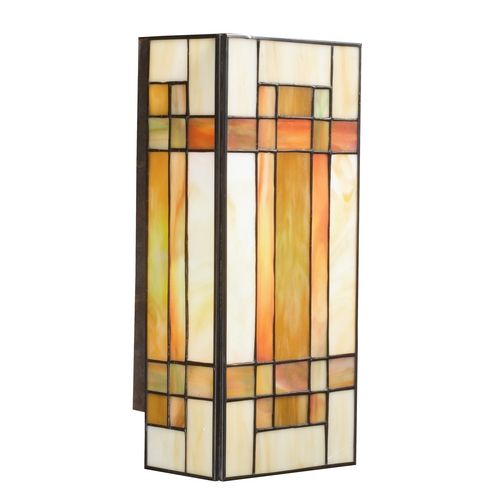 Kichler Tiffany Craftsman Style Wall Sconce At Destination