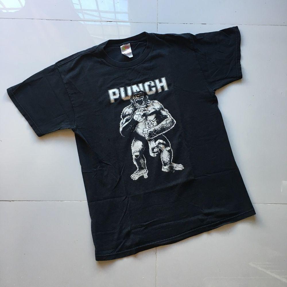 Rare Punch Band Shirt Loma Prieta Torso Beau Navire Comadre Punk Fastcore Hxc Fashion Clothing Shoes Accessories Menscloth Shirts Band Shirts Mens Outfits