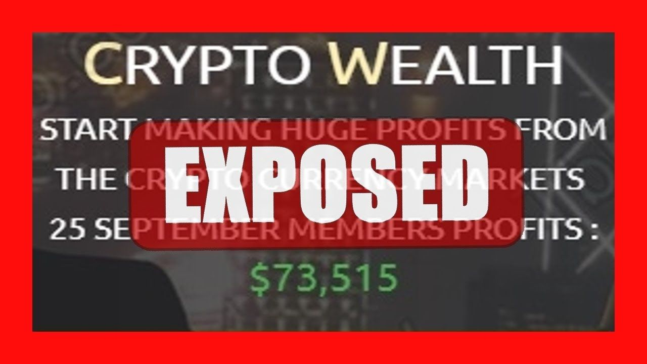 Crypto Wealth App Review is Crpyto Wealth System even