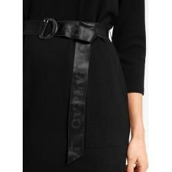 Jerseykleid mit schwarzem Gürtel Gerry WeberGerry Weber