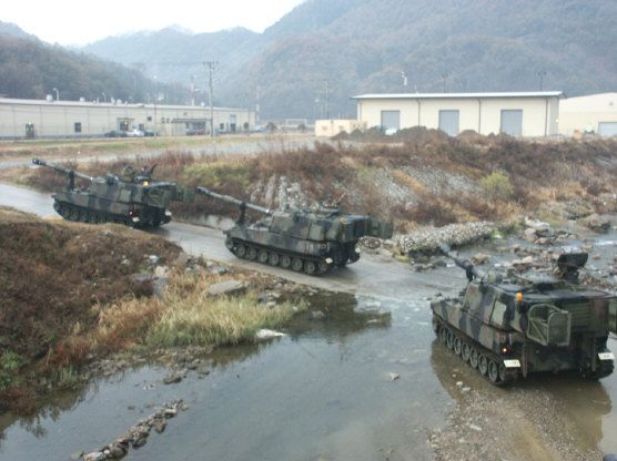 Camp Casey Korea Home Of The Nd Infantry Division And My First - Us army bases in korea map