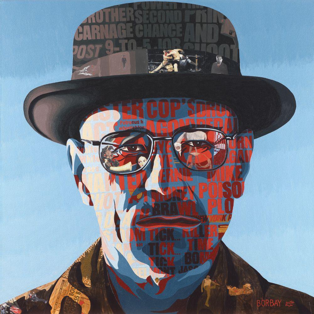 Pin de Sandro Suati em Breaking Bad Art Shows