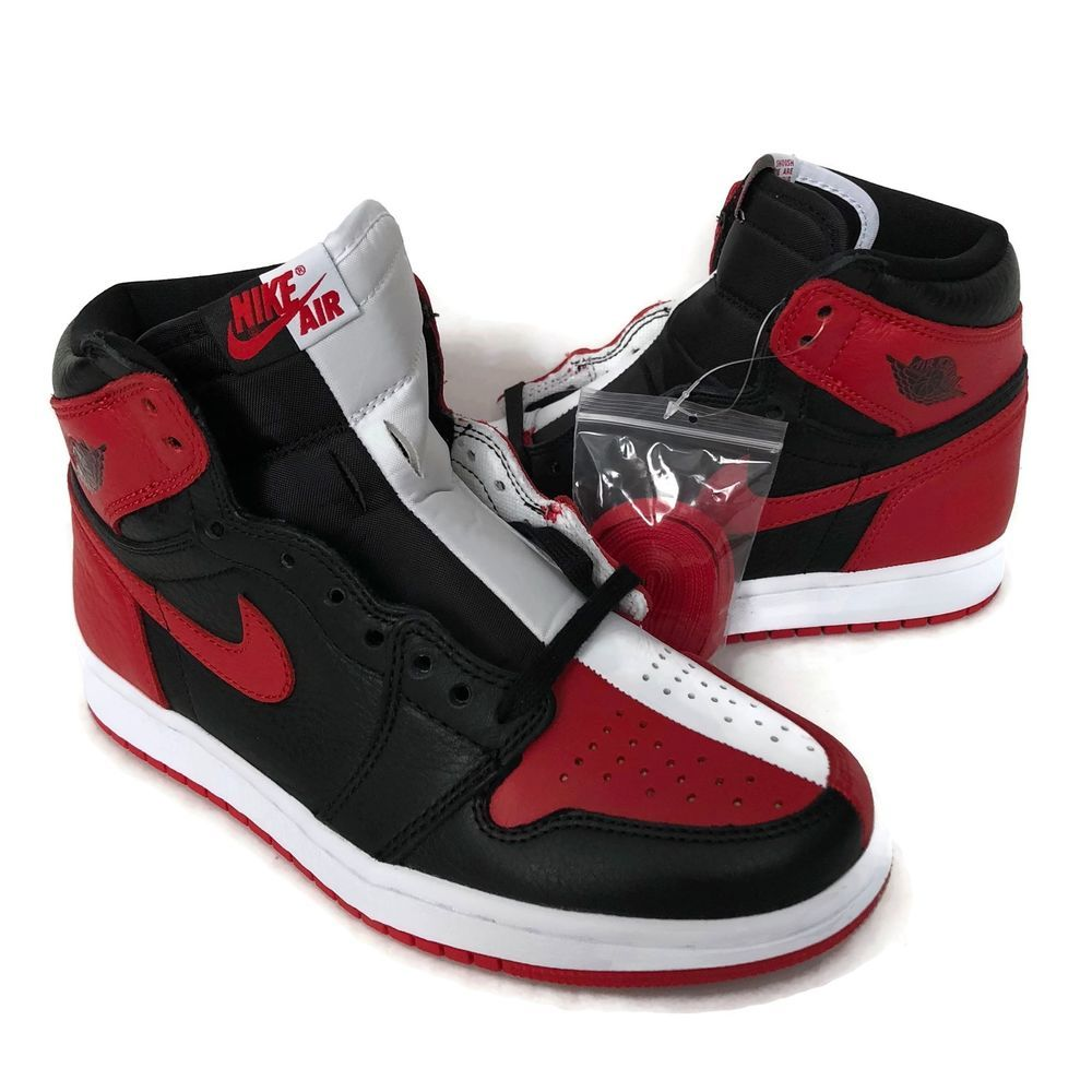 a39b1dad230 Air Jordan 1 Retro High OG Size 6.5 NRG Homage To Home 861428-061 Not  numbered  AirJordan  AthleticSneakers