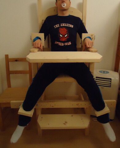 Abdl High Chair Quot Someday Quot Chair Furniture Desk