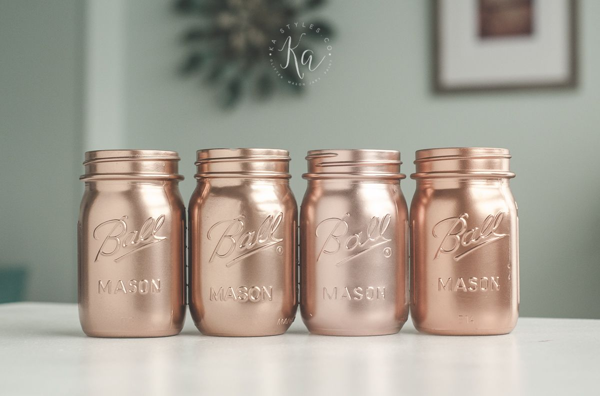 Rose Gold Spray Paint images