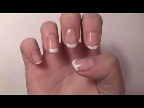 How to do an easy French Manicure