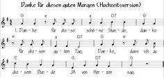 Pin Von Birgit Pfister Auf Liedtexte Danke Lied Guten