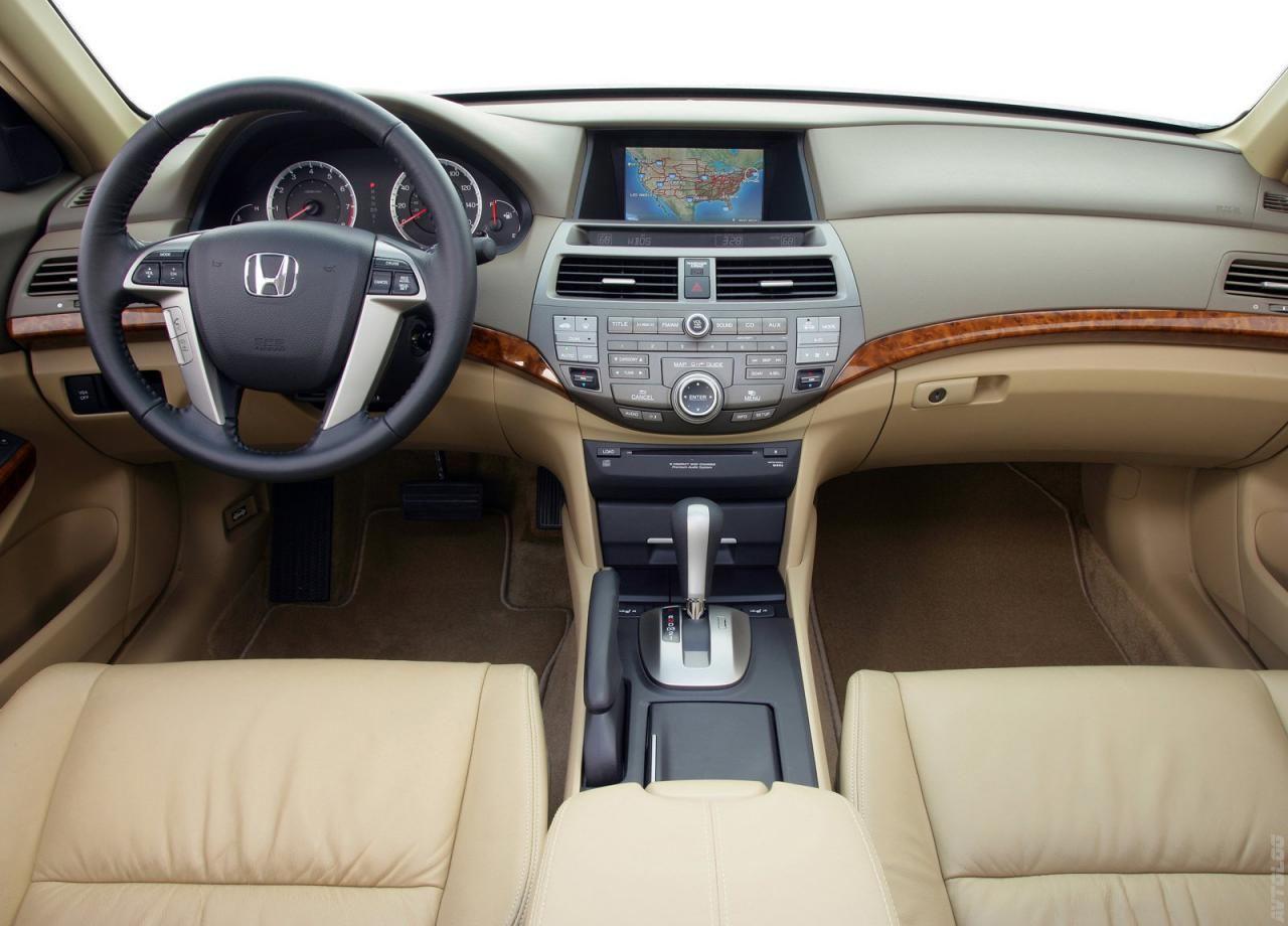 2008 honda accord ex l v6 sedan