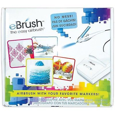 Stencils and Templates 183185 Craftwell Usa Ebrush Airbrush System