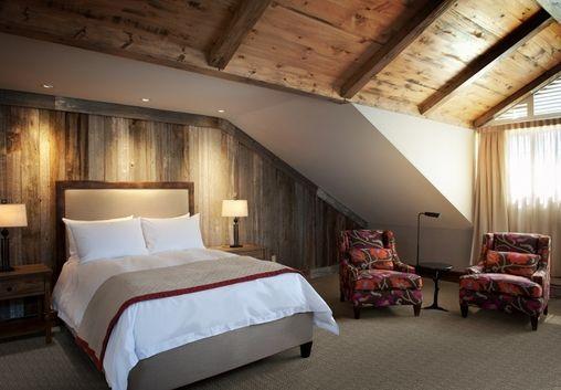 Le Manoir Saint-Sauveur, Laurentides | pour les chambres «rustique ...