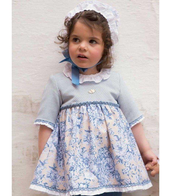 Vestido para bebé niña de la colección