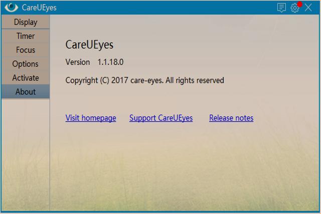تحميل برنامج CareUEyes 1 1 18 0   techmarifa