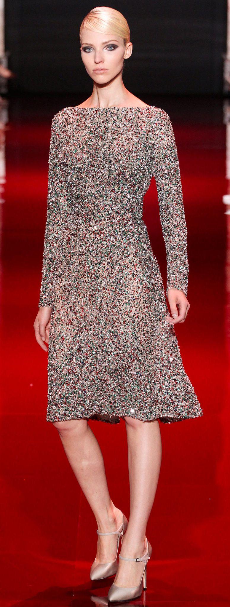 Elie Saab - Haute Couture - Fall 2013