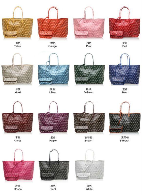 Large Size Goyard Handbag