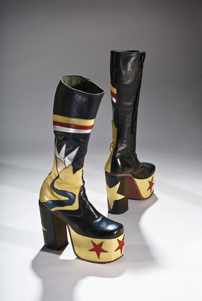 8781d61b5e Bata Shoe Museum » Now on View – Standing Tall | shoes | Boots ...