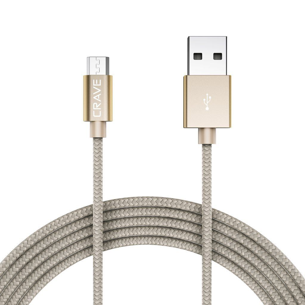 Premium High Speed Braided USB Type C