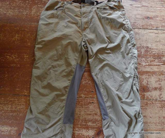 Ex Officio Bugsaway Sandfly Pants Review Section Hikers Backpacking Blog Outdoor Outfit Pants Cargo Shorts