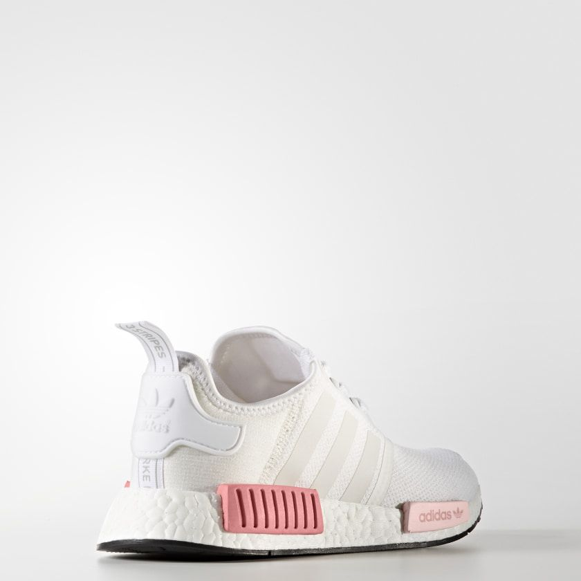 Nmd R1 Shoes Cloud White Cloud White Icey Pink By9952 Shoes