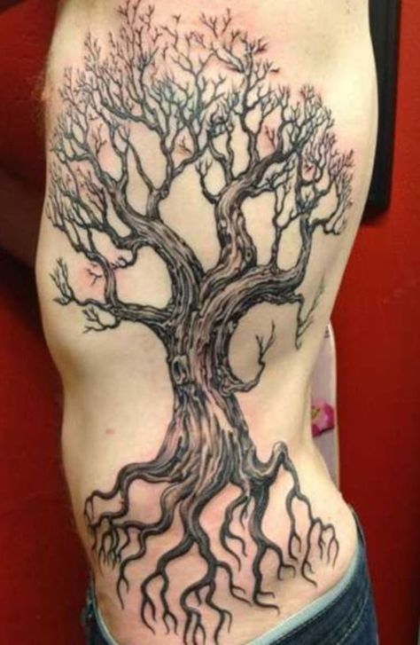 30 Tree Tattoos