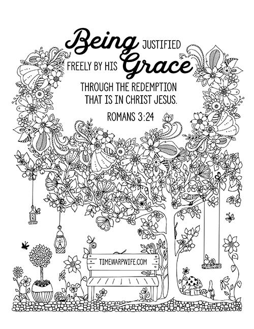 Romans Bible Study Week 1 Part 2 Chapters 1 3 Time Warp Wife Bible Coloring Pages Coloring Pages Romans Bible Study