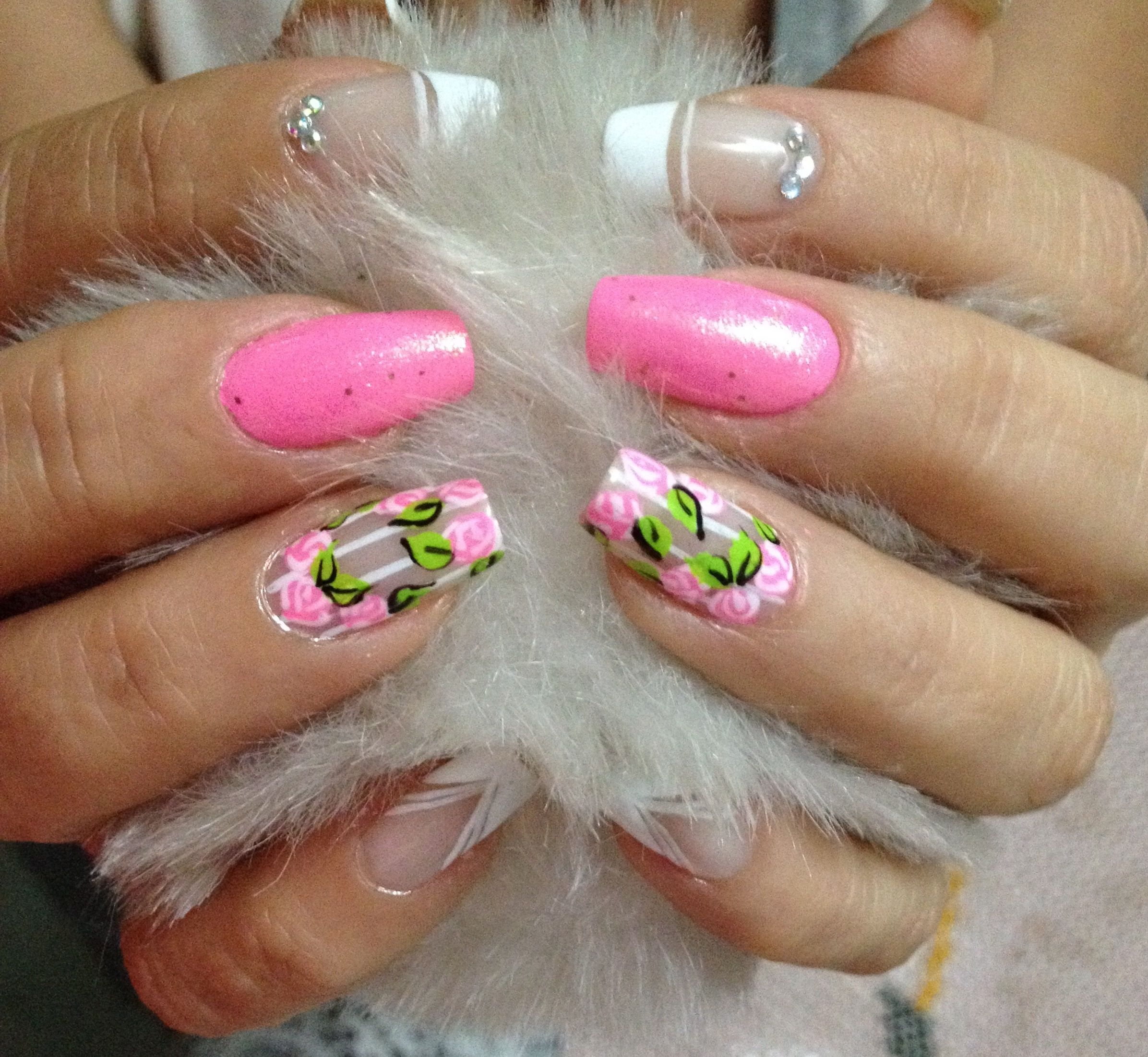 Contemporary Jennifer Nails Ornament - Nail Paint Ideas ...