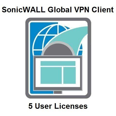 Sonicwall Global Vpn Client License 5 Users