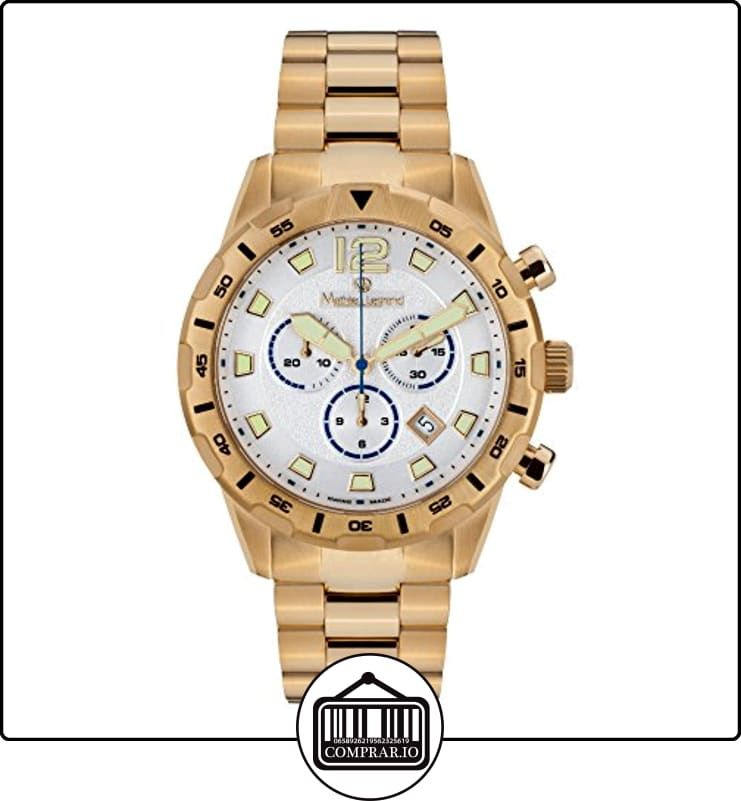 Mathieu Legrand Reloj de cuarzo Man 45 mm  ✿ Relojes para hombre - (Lujo) ✿