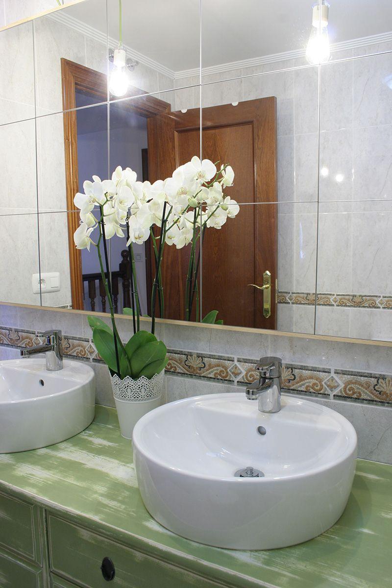 Diy Espejo lowcost para el baño en 2020   Lavabos, Lavabo ...