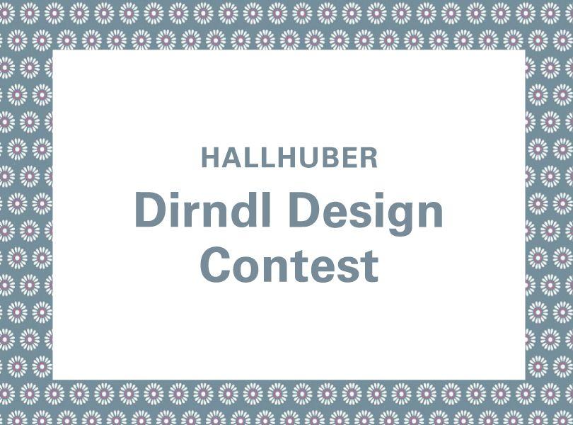 Auch in diesem Jahr sucht HALLHUBER wieder unter fünf Finalisten auf Facebook das Gewinner Dirndl für die Wiesn 2016.