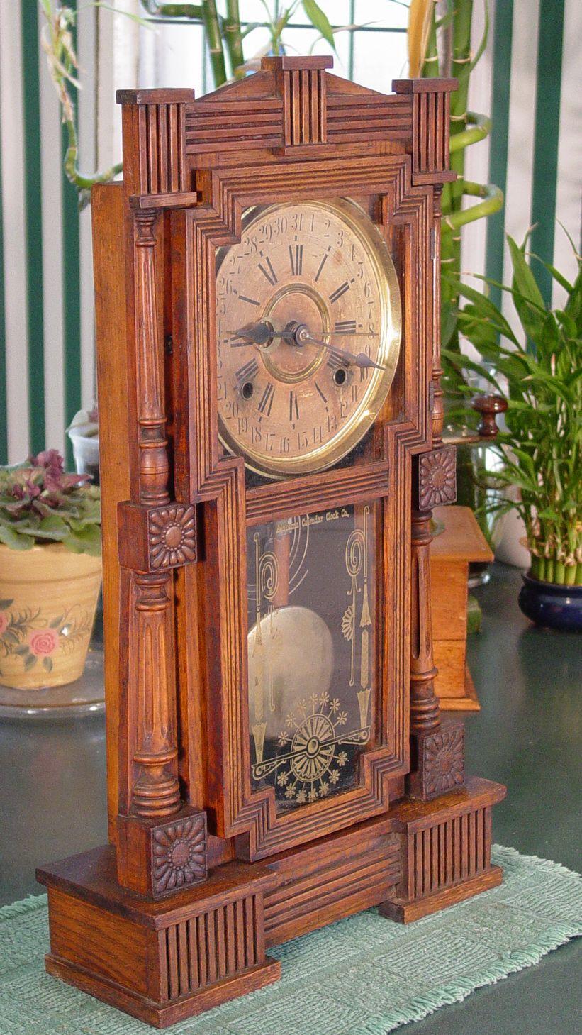 Pin By Lionel Koh On Tick Tock Antique Clocks Clock Antique Clock