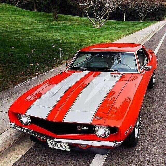 Chevy Muscle Cars, Classic Cars