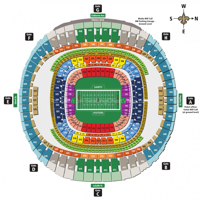 Pin By Diante Smith On Landscapes Citscapes Seascapes Futurescapes New Orleans Saints Saints Vs New Orleans Saints Stadium