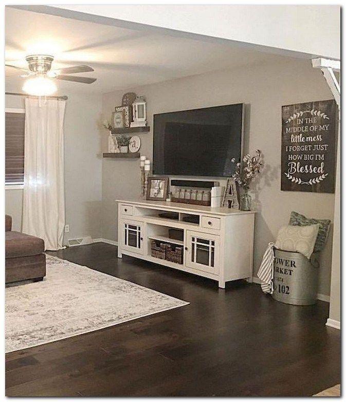 43 Modern Farmhouse Curtains for Living Room Decorating Ideas #modernlivingroomideas #farmhouselivingroom #livingroomdecoratingideas | gratitude41117.com #modernfarmhousestyle