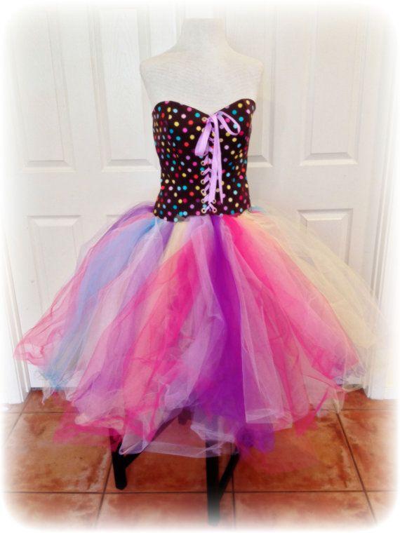 Halloween Sweet 16 Dresses