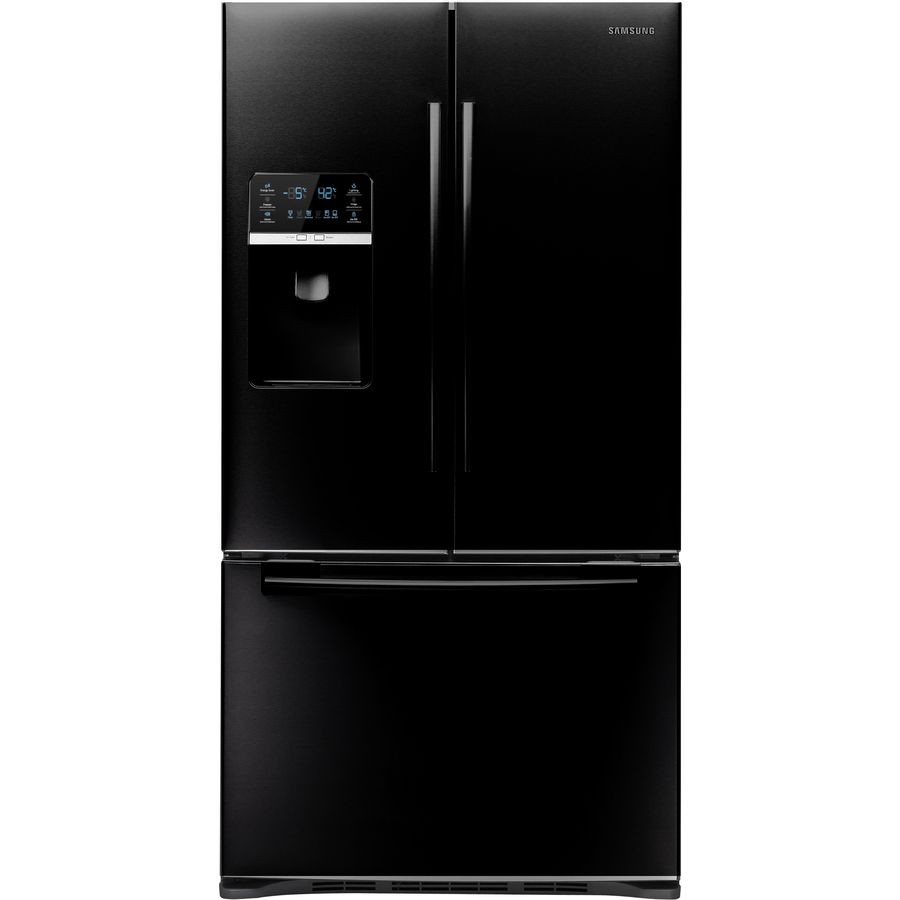Shop Samsung 285 Cu Ft French Door Refrigerator With Dual Ice Maker