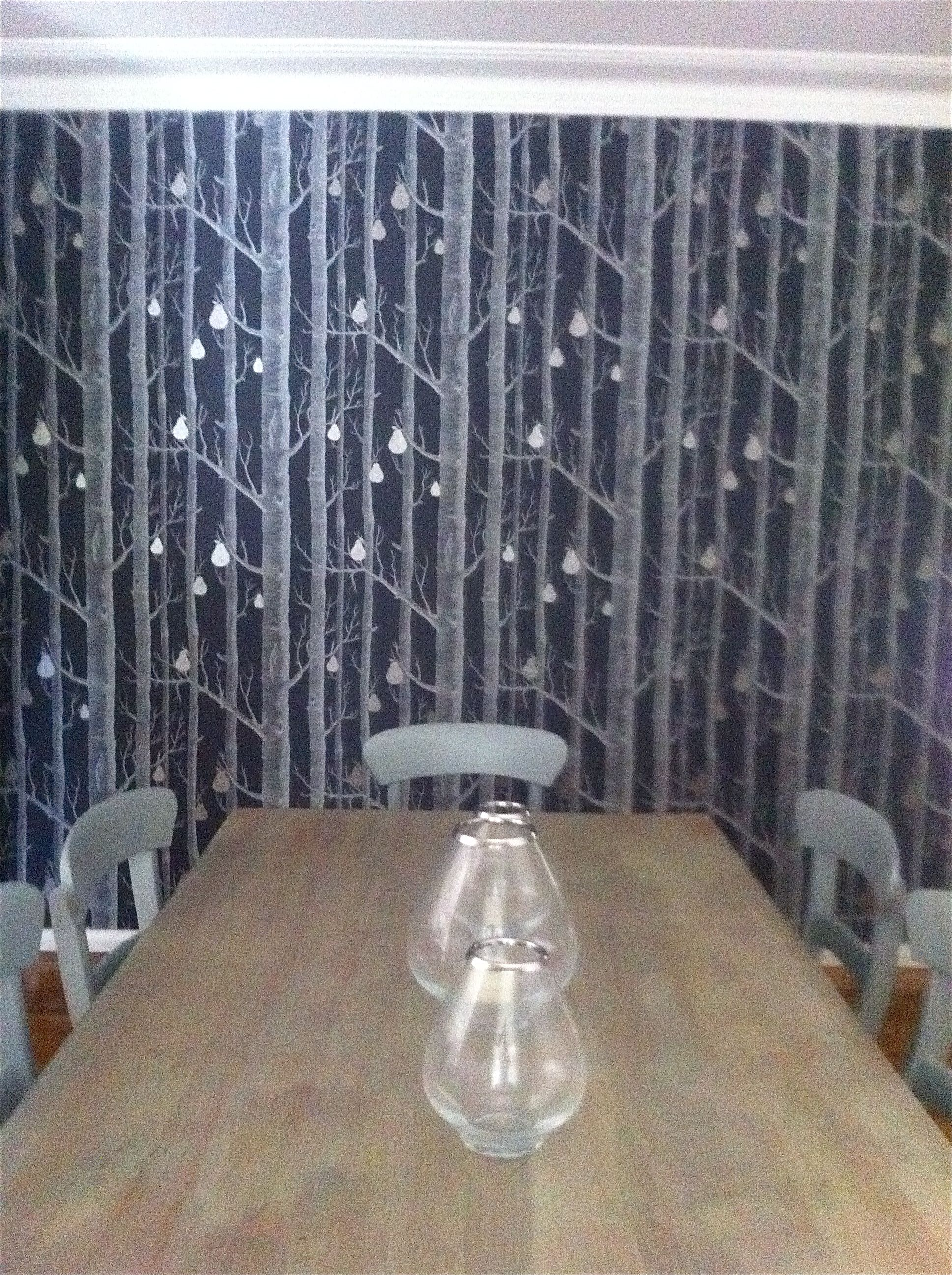 Cole And Son Woods And Pears Wallpaper Supplied And Installed In