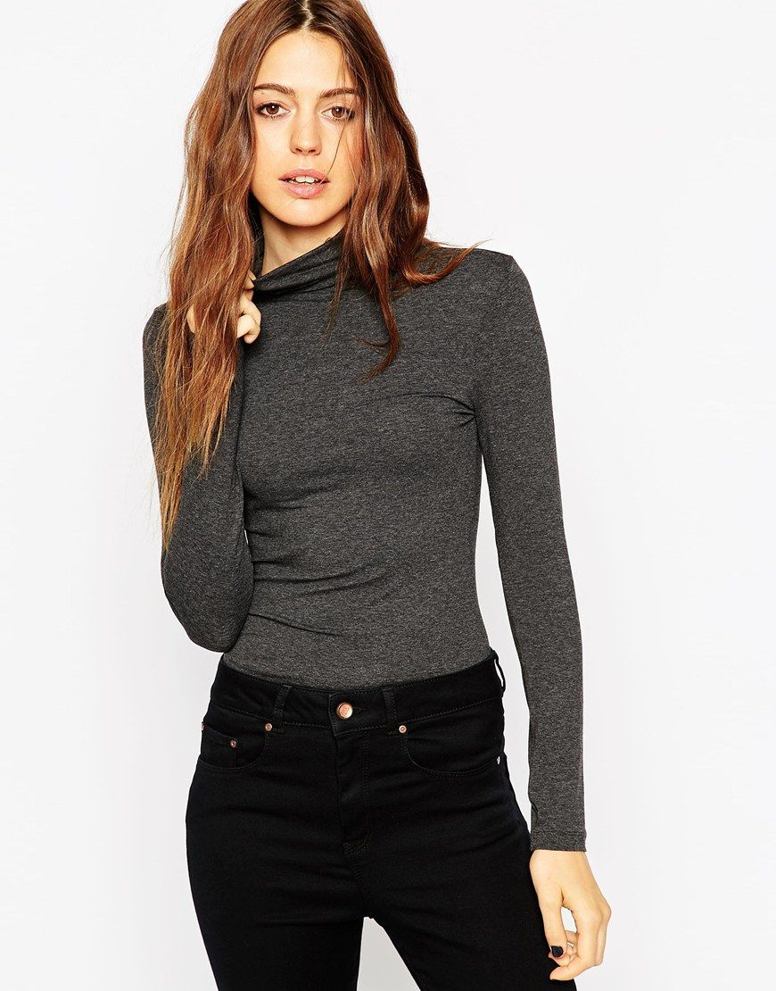 8332a227110 12 ASOS The Polo Neck With Long Sleeves