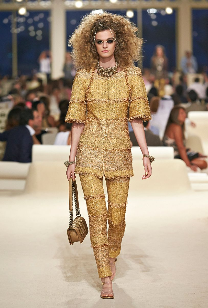 Chanel Resort 2015 - Review - Vogue