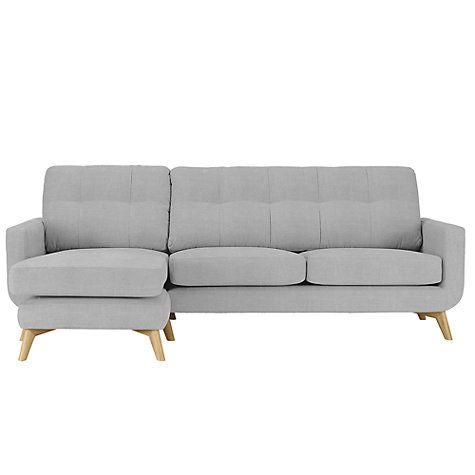 John Lewis Barbican Lhf Chaise End Sofa Online At Johnlewis