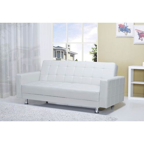 Found it at Wayfair - Spirit Lake Convertible Sleeper Loveseat