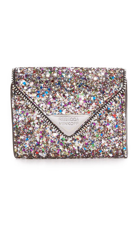 Rebecca Minkoff Glitter wallet